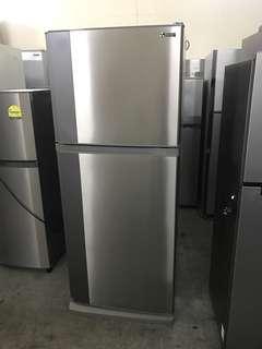 Mitsubishi 381l 2 door fridge / refrigerator