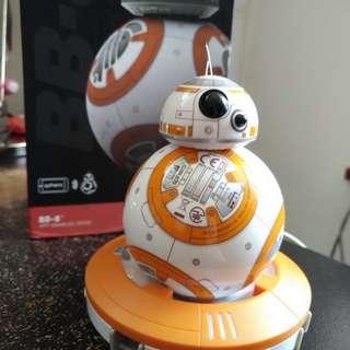 Sphero Star Wars 星球大戰 BB-8 App-enabled Droid BB8 遙控機器人