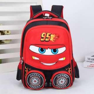 Cars School Backpack