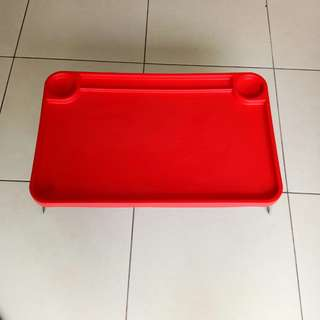 Ikea nlefc bed tray / folding / foldable table