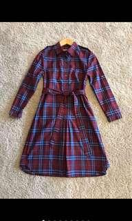 Burberry dress 保真