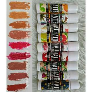 Queen Elly Colored Lip Balm