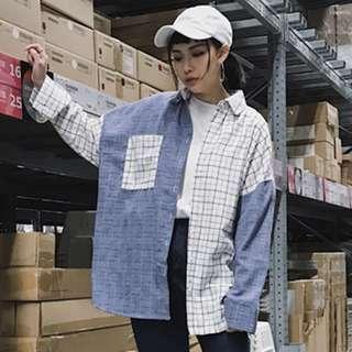全新 女裝 Q361277 襯衫