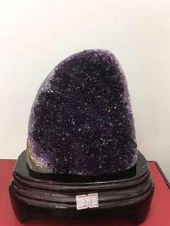 Amethyst Crystal ( 紫晶片 )