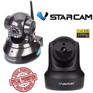 PROMOTION: Authentic VStarcam Wireless IP Camera