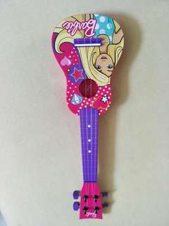 Barbie Ukulele