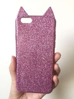 Forever 21 IPhone 6/6s glitter case
