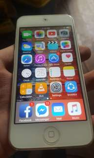 Ipod touch 5th gen (64gb) unit only