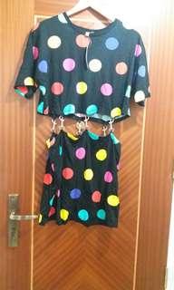 Polka Dot Fun Dress