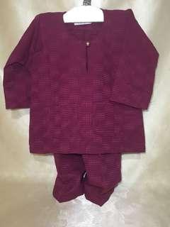 Baju Melayu Budak (041)