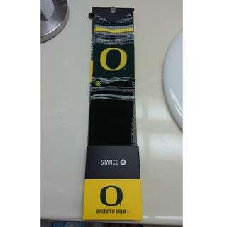 Stance 全新男裝襪 University of Oregon 奧勒岡州大學