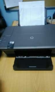 Printer hp 1050