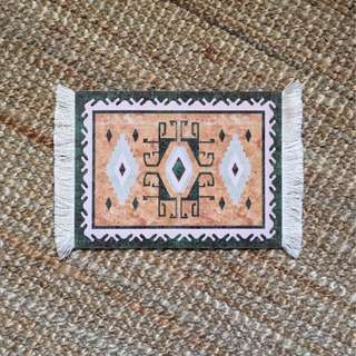 🚚 Persian carpets Mouse pad 🌞 波斯地毯滑鼠墊 - 大溪地