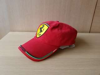 Men's SCUDERIA FERRARI TEAM CAP 2006