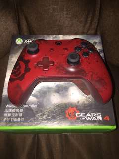 Limited Edition Controller (red)