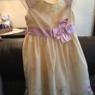 Dress 4-5years