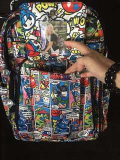Tokidoki hero diaper backpack