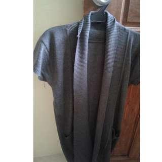 Kimono and short blazer