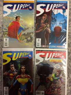 All Star Superman #1-5
