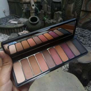Elf Mad For Matte 2 Eye Shadow Pallete #mausupreme