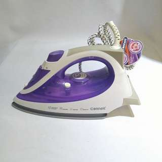 CORNELL CSIE240CPU (PURPLE) SMART STEAM IRON (2400W)