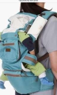 Preloved hipseat carrier