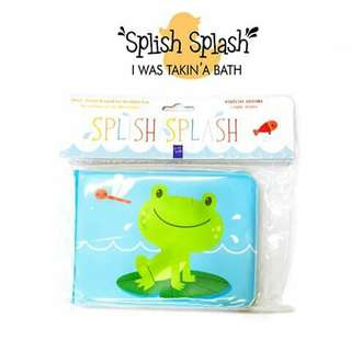 Splish Splash Baby Bath Book