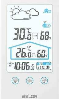 Weather Forecast Thermo-Hygrometer