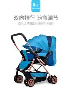 Baby stroller/baby pram/2 ways