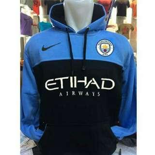 JUAAAL RUGI!!  BARU Hoodie Manchester city