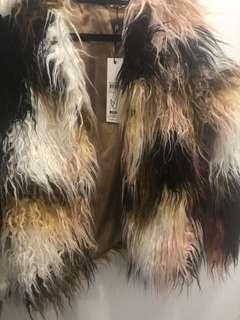 MINKPINK faux fur