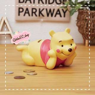 🇯🇵✨日本直送✨Winnie The Pooh Coins-bank ✨