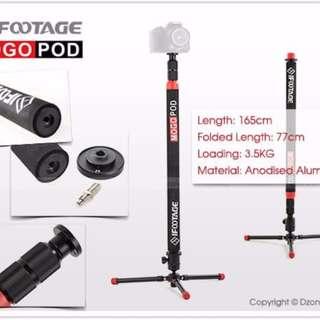 iFOOTAGE Mogopod Carbon Fiber monopod Kit DSLR Camera