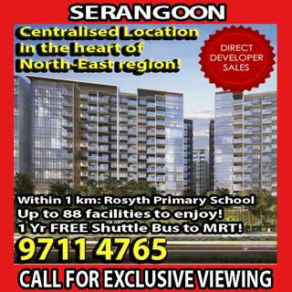 Serangoon Condo - DISCOUNT