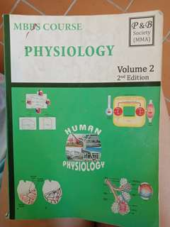 Physiology MBBS Course