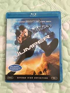 Jumper Blu Ray
