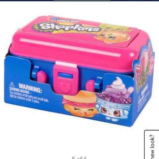 Shopkins Food Fair Lunchbox Blind 2-Pack