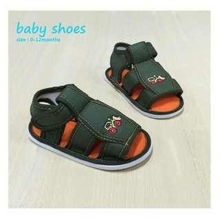 Baby Crib Shoes - BOY