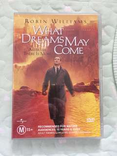 DVD - What Dreams May Come (Robin Williams)