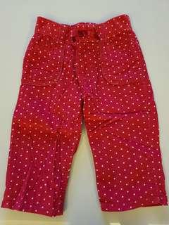 Oshkosh babygirl pants