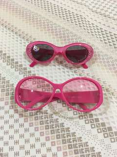 Sunglasses for girls (age 3-5)