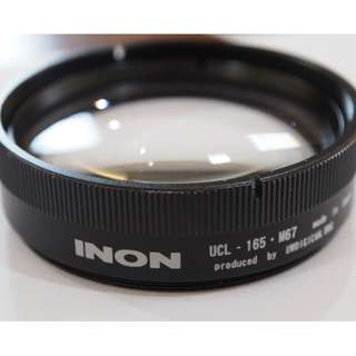 INON UCL-165M67 Close-up Macro Lens - Made in Japan