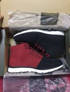 Timberland leather boots (unwanted gift)