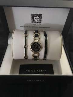 Rush Sale: Anne Klein Watch & Bracelet