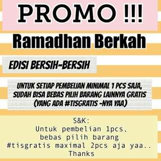 Promo!! Ramadhan Berkah