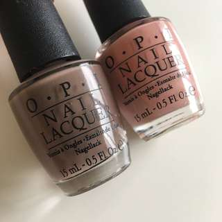 OPI nail colour