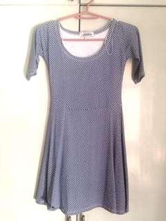 ‼️Repriced ‼️Pull & Bear Polka Dress