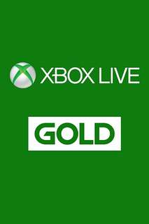 12 Month Xbox Live Gold