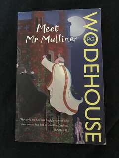 Book - Meet Mr. Mulliner by PG Wodehouse