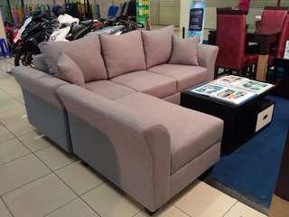 Kursi Sofa Elegant Promo Dp. 0%